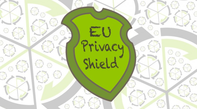 """""""EU-US Privacy Shield"""": Weder Schutz noch Schild!"""