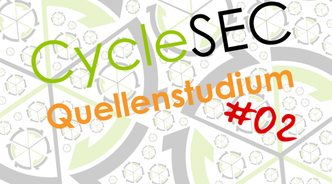 CycleSEC Quellenstudium #02: Need-to-know-Prinzip