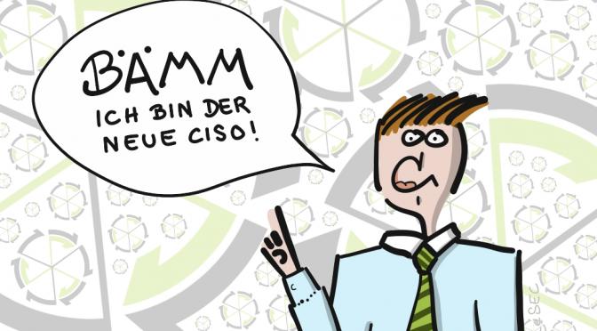 "Neue Comic-Reihe: ""a CISOs Life"""
