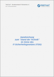 TeleTrusT-Stand-der-Technik